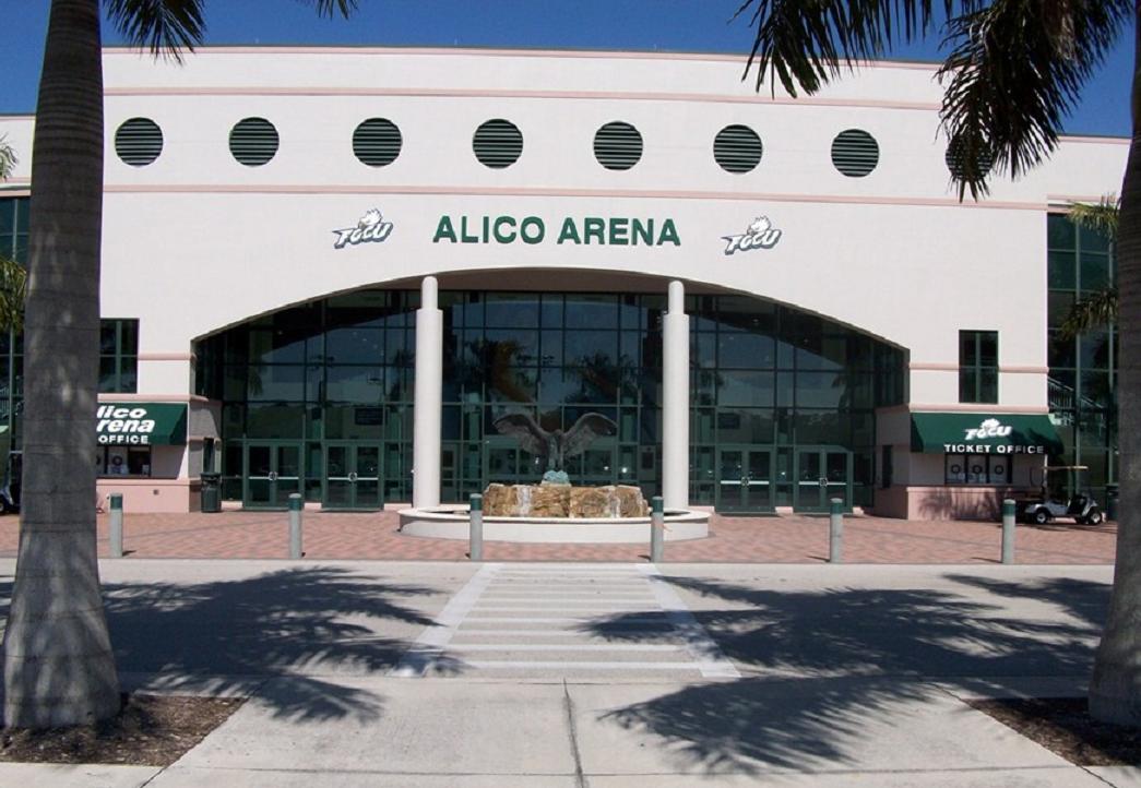 Alico Arena. (Credit: Wikipedia)