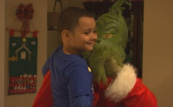 Issac, 5 years old, who was diagnosed with Leukemia last summer. (Credit: WINK News)