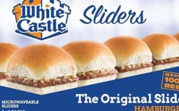White Castle is recalling some of its frozen burgers due to possible listeria contamination . (Credit: CBS News)