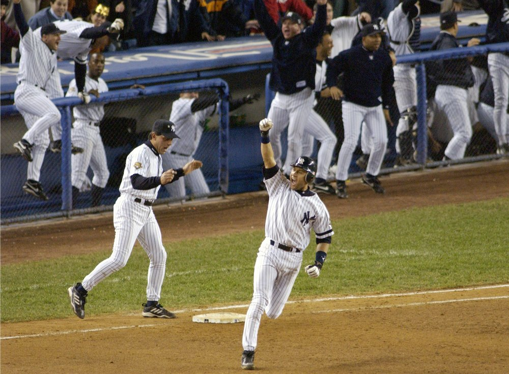 Derek Jeter, Larry Walker elected to baseball Hall of Fame