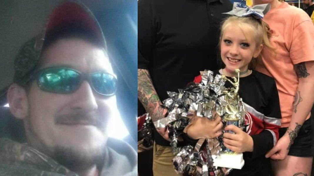 Father and daughter, who were victims in a hunting accident. (Credit: CNN)