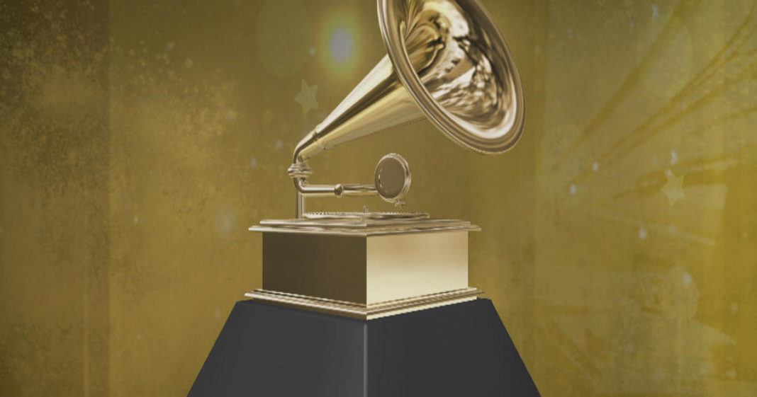 Tonight is the 62nd Grammy Awards ceremony, presented by the Recording Academy at the Staples Center in Los Angeles, andbroadcast live on CBS beginning at 8 p.m. ET/5 p.m. PT. (Credit: CBS Sunday Morning)