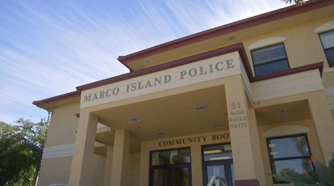 Marco Island Police Dept. (Credit: WINK News)