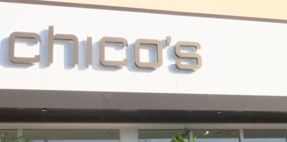 New Chico's store in Lee County. (Credit: WINK News)