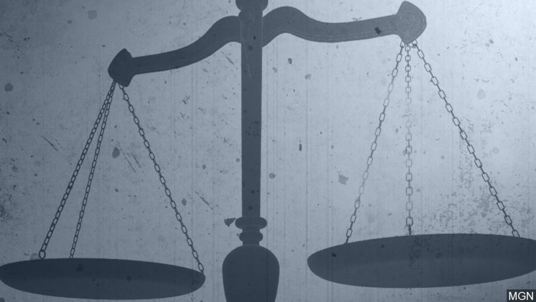 Scale of justice. (Credit: MGN)