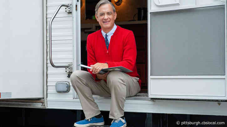 """Tom Hanks has just scored an Oscar nomination for his role as Mister Rogers in """"A Beautiful Day in the Neighborhood."""