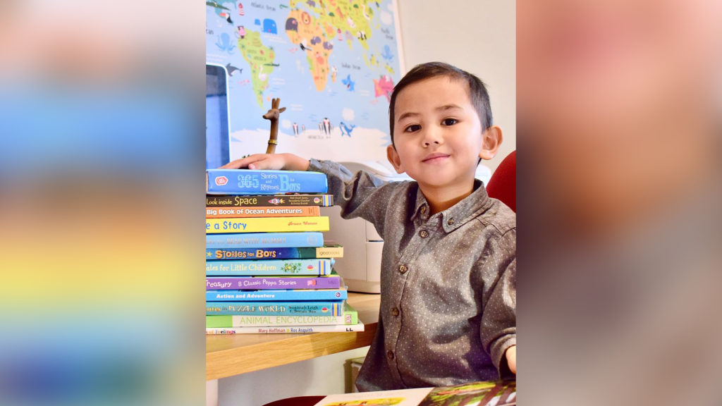 A 3-year-old just became the youngest member of an international high IQ society