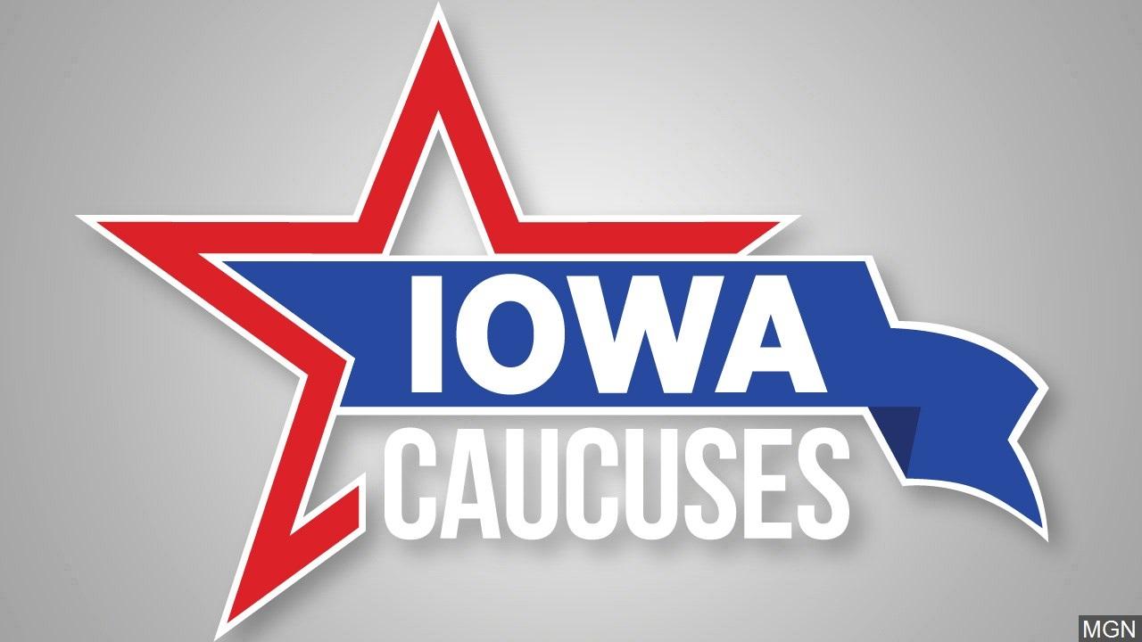 Iowa caucuses illustration. (Credit: MGN)
