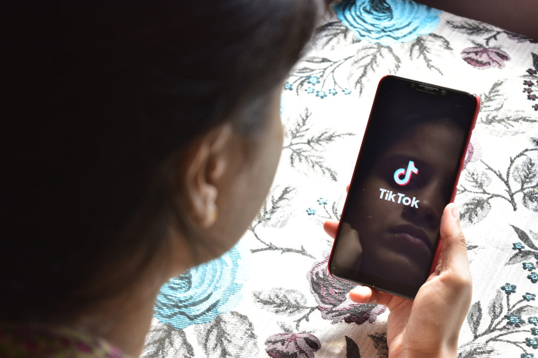 TikTok is giving parents more control over how their teens are using the app. (Credit: Shutterstock via CNN)