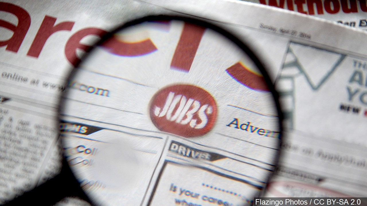 Jobs being filled even as unemployment soars; CareerSource can help