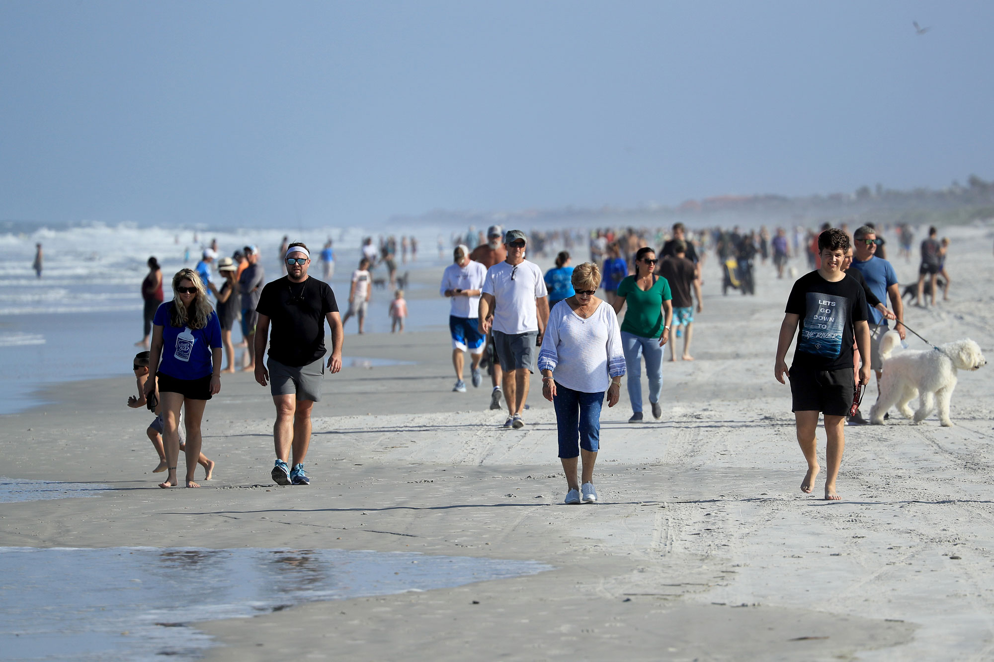 Beaches Are Reopening If You Go