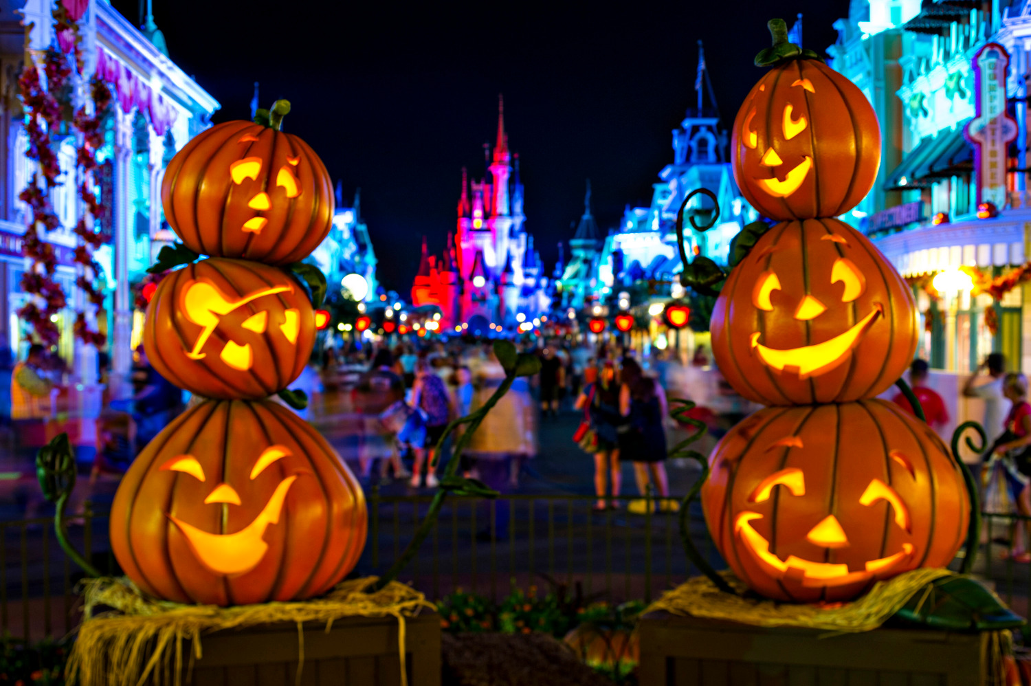Halloween In Disney 2020 Disney cancels Mickey's Not So Scary Halloween Party in 2020