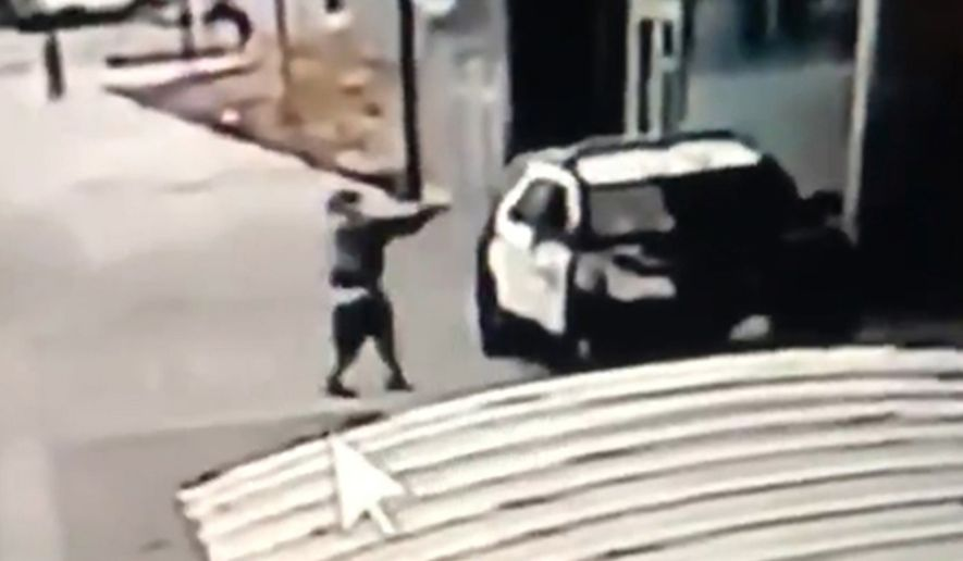 100k Reward Offered For Suspect Who Shot 2 Los Angeles Deputies In Apparent Ambush
