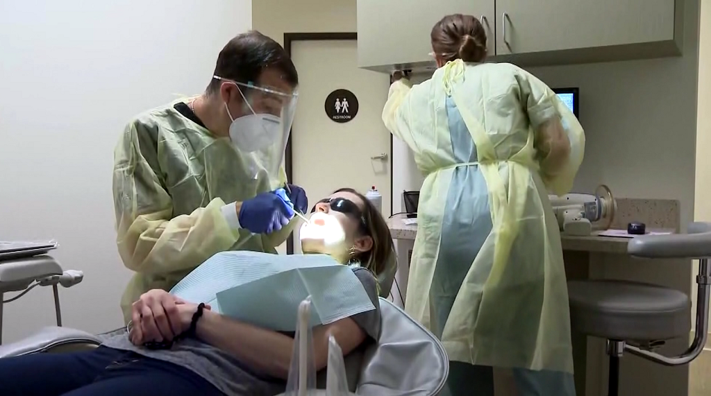 ADA says patients could spend more at the dentist due to pandemic