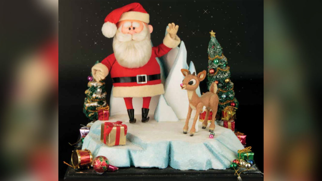 Original Rudolph Puppet Auction