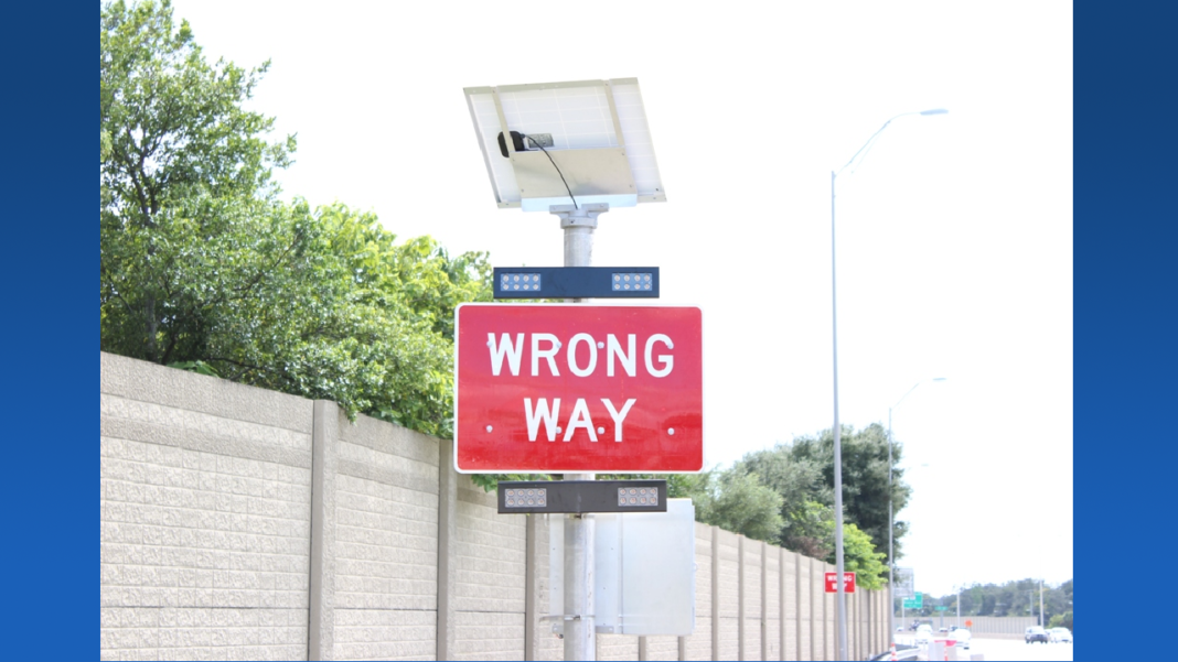 fdot wrong way