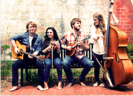 The Barefoot Movement - Part of the Bluegrass Series