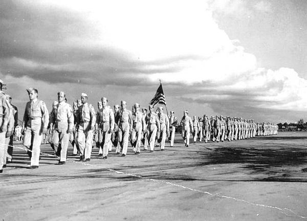 Digital Discussion: Buckingham Army During World War II