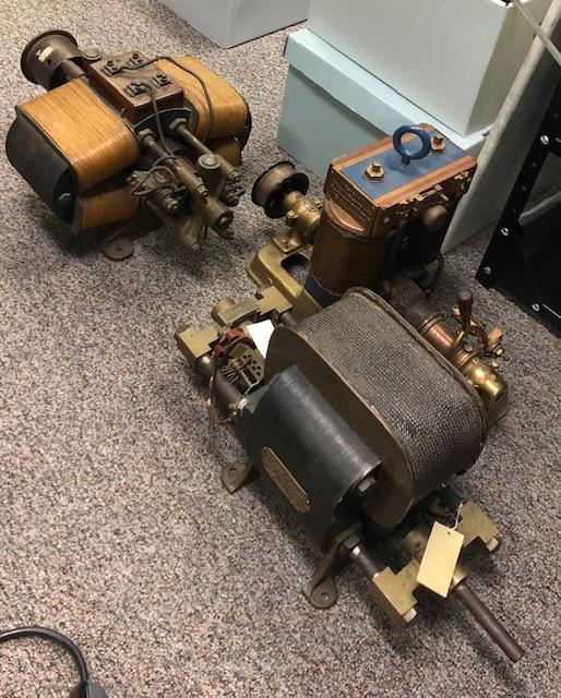 Museum Musings: The Generator Motor