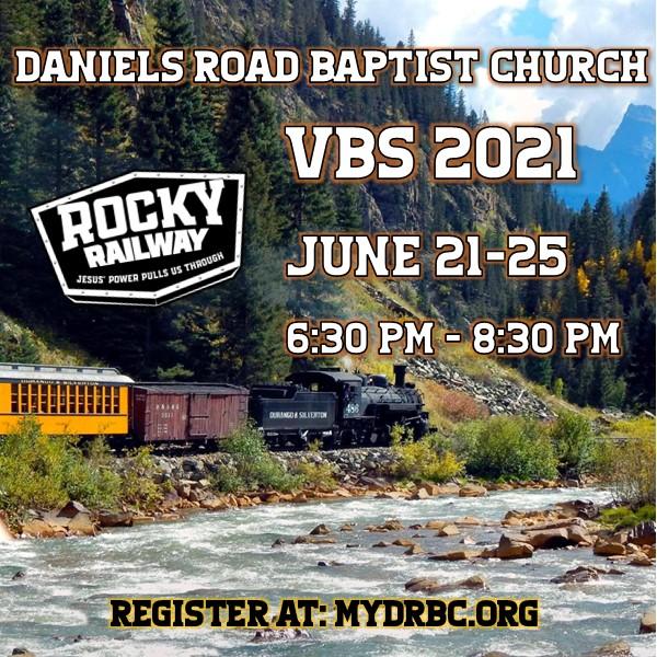 VBS 2021 @ Daniels Road Baptist Church