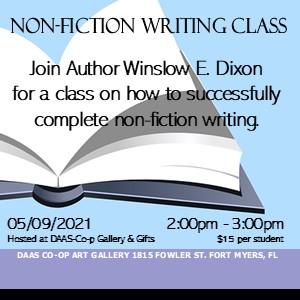 Non Fiction Writing Class