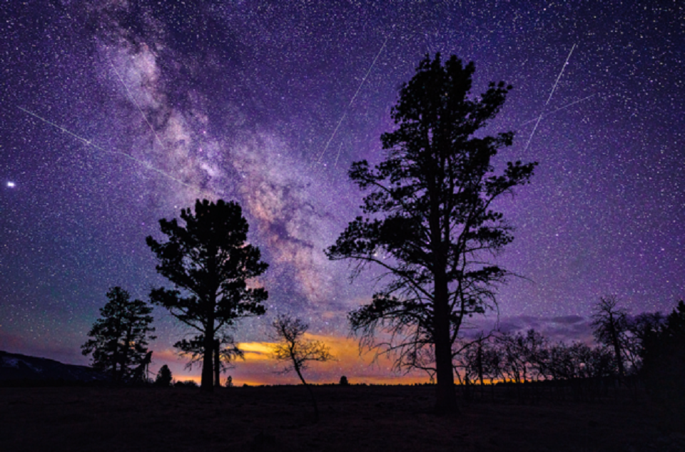 Lyrids meteor shower marks return of shooting stars — peaking with a spectacular show on Earth Day