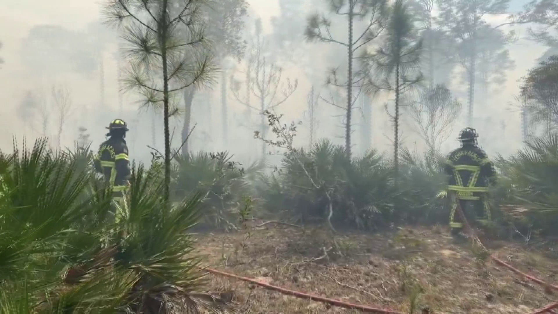 Lehigh Acres Fire Rescue prepares for the worst during dry season
