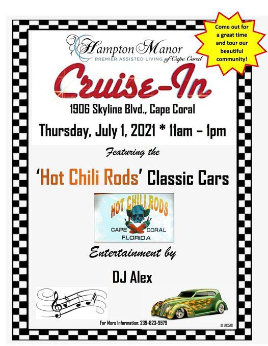 Hampton Manor Classic Cruise-In