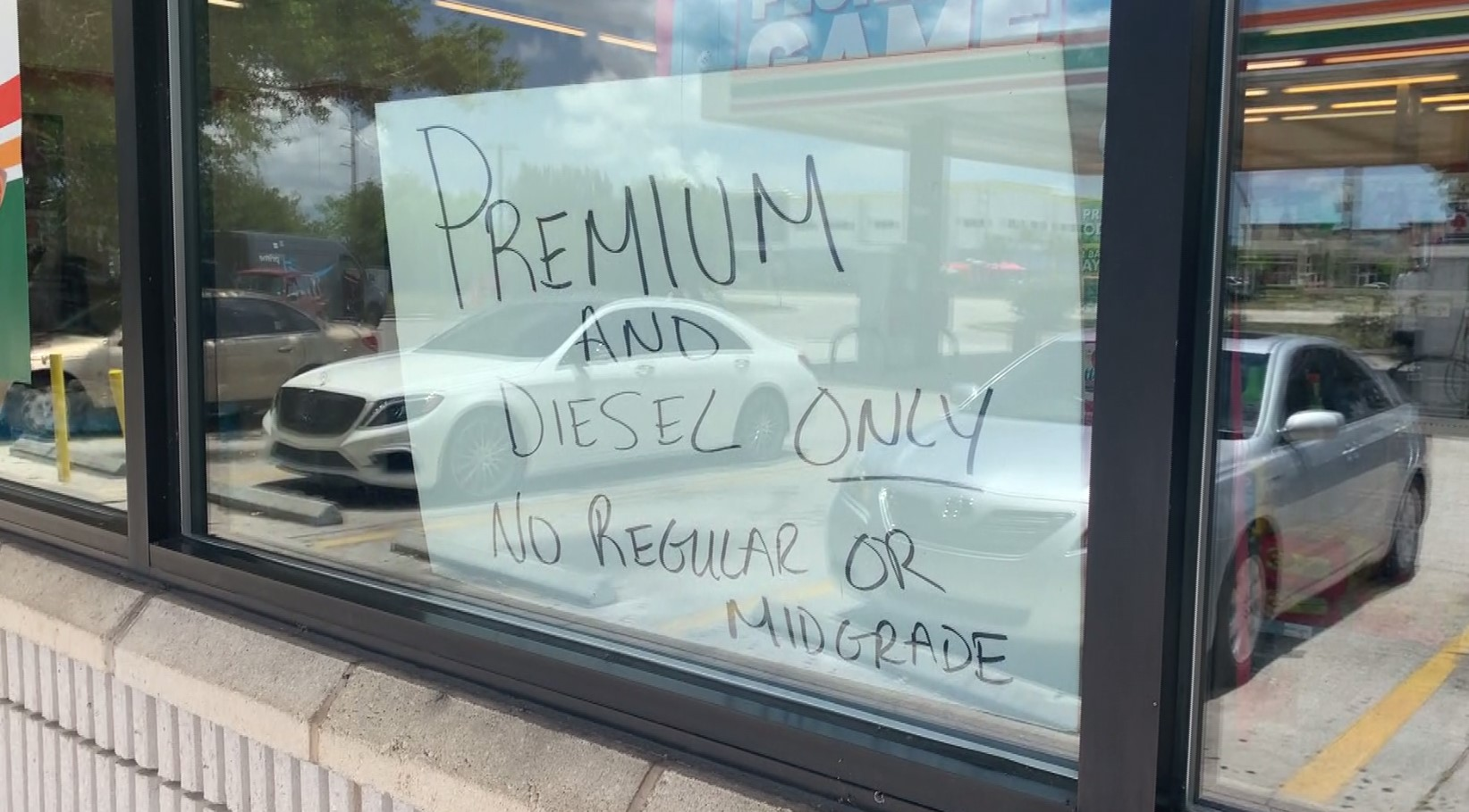Panic-buying leads to long lines at some SWFL gas stations