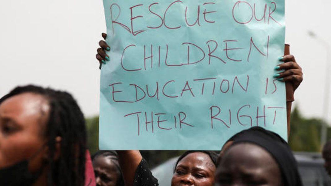 nigerian girls stolen