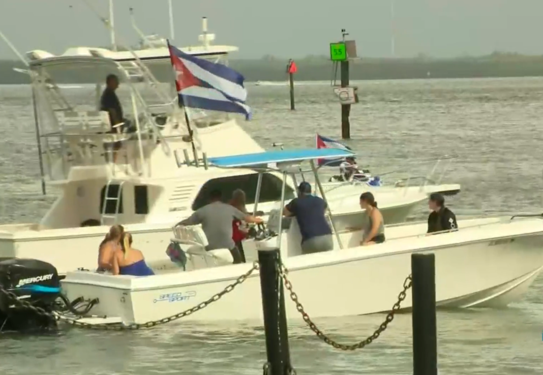 sail for cuba