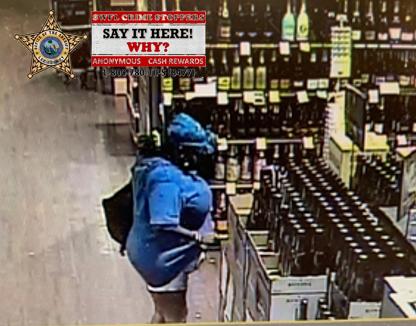 wine theft