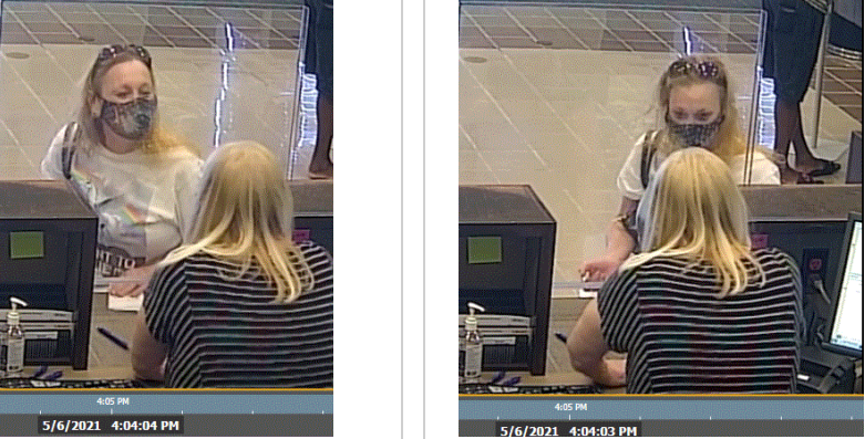 Fort Myers searching for woman who stole money from bank account