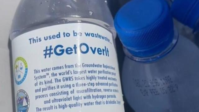 Silicon Valley hopes to use purified wastewater as drinking water - Wink News