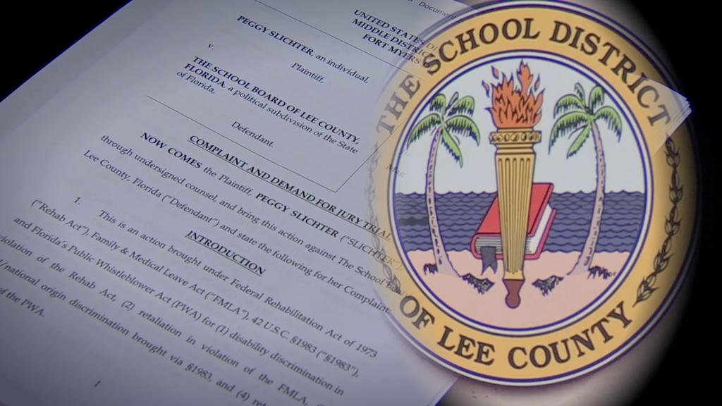 Former assistant principal sues Lee County Schools