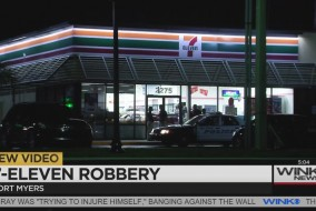 7-11 robbery fort myers