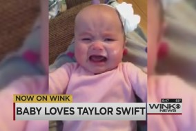 BABY LOVES TSWIFT