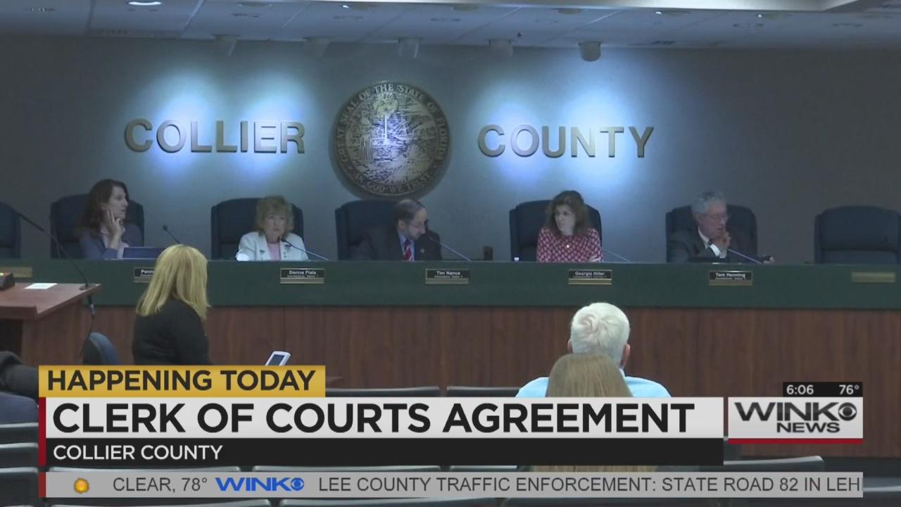 Collier county court clerk