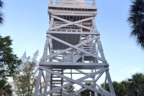 Cabbage Key Water Tower