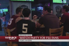 FSU Watch Party