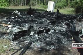 Lehigh Camper Fire