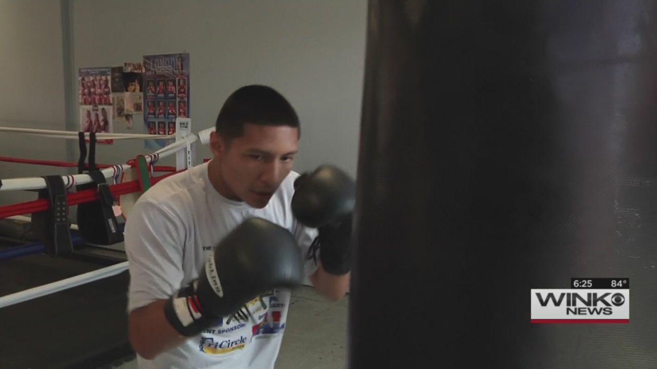 Orozco Chases Olympic Boxing With Help From Fort Myers