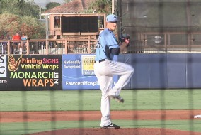 Rays Pitcher had a rehab start for the Stone Crabs.