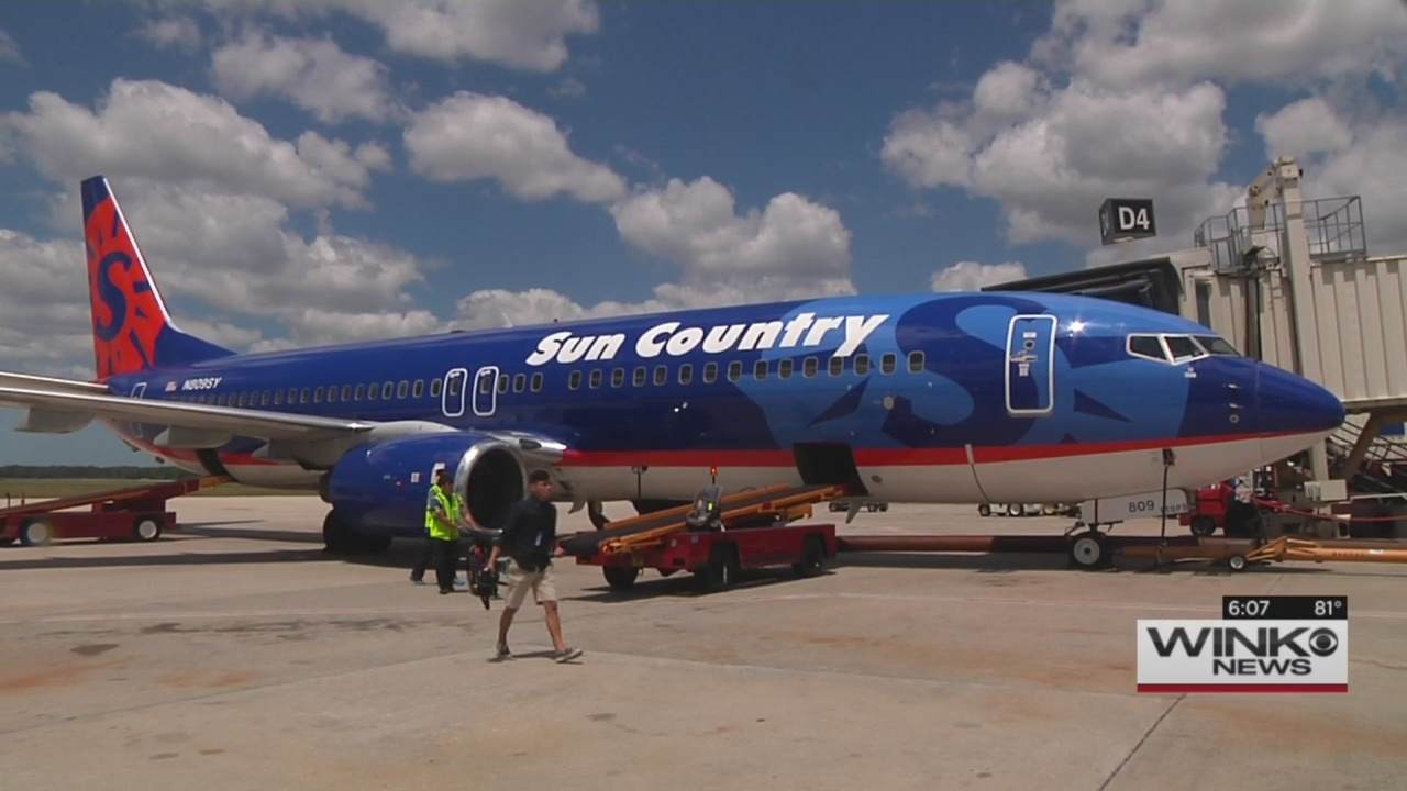 southwest florida international launches flights  puerto rico wink news