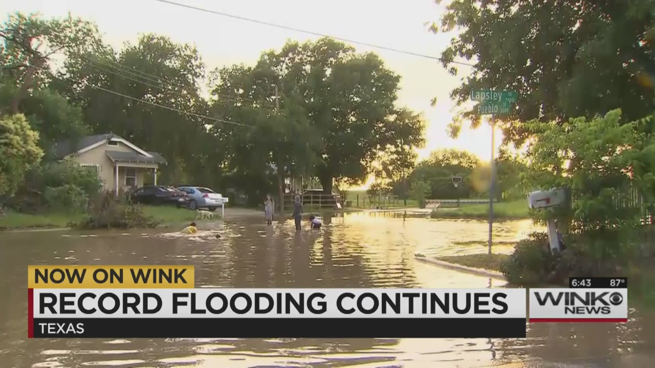 President signs disaster declaration for Texas | WINK NEWS