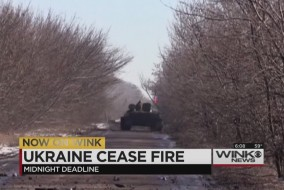 Ukraine Cease Fire