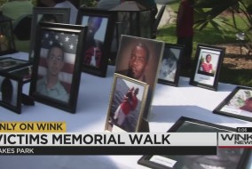 Victim's Memorial Walk