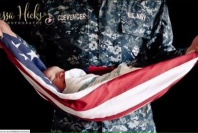 americanflagbaby