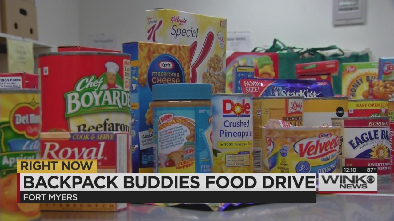Harry Chapin Centurylink Partner In Backpack Buddies Food