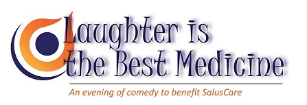"""Laughter Is the Best Medicine Comedy Night"""